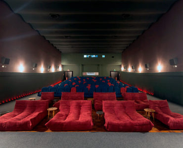 Interior Cinesala