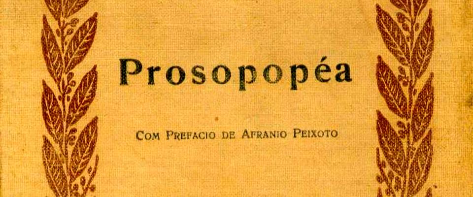 Prosopopéia, de Bento Teixeira