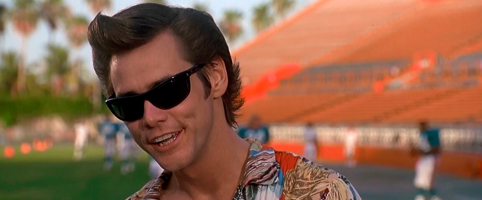 Jim Carrey - Ace Ventura