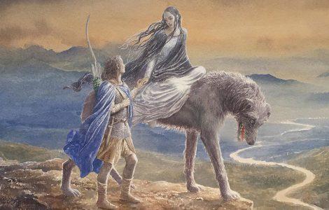 Beren e Lúthien - J.R.R. Tolkien