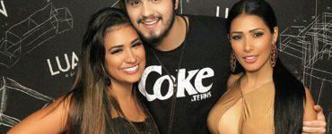 Luan Santana e Simone e Simaria