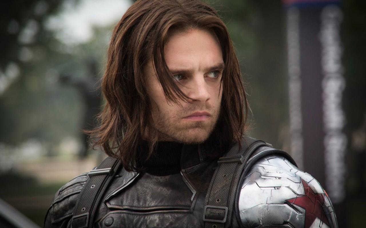Sebastian Stan como Soldado Invernal
