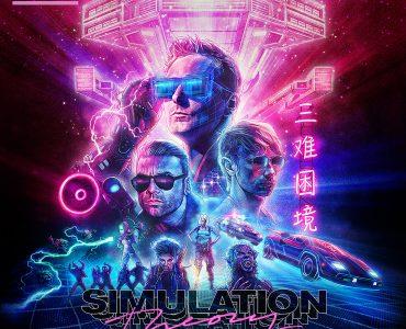 Capa do novo álbum Muse 'Simulation Theory'