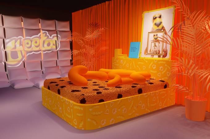 Foto: Divulgação - Casa Cheetos