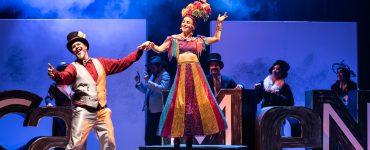 Carmen, a Grande Pequena Notável - Foto: Leekyung Kim