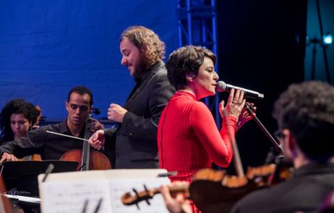 Fernanda Takai e Orquestra Ouro Preto estreiam no Festival de Cultura de Paracatu