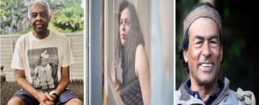 Gilberto Gil, Amara Moira e Ailton Krenak entre os convidados da FLI 2020
