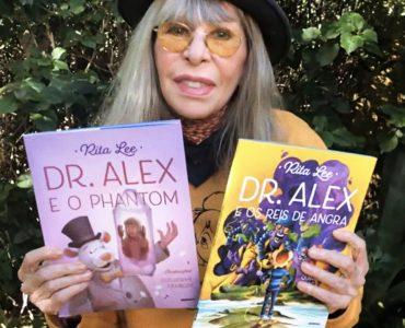 Rita Lee lança novos livros infantis