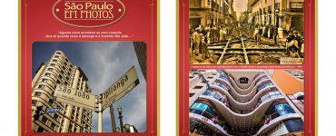 Mostras fotográficas em estações da Linha 4-Amarela homenageiam São Paulo no mês do seu aniversário