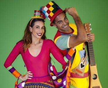 Jair Oliveira e Tania Khalil lançam novo projeto em parceria com a Broadway Kids