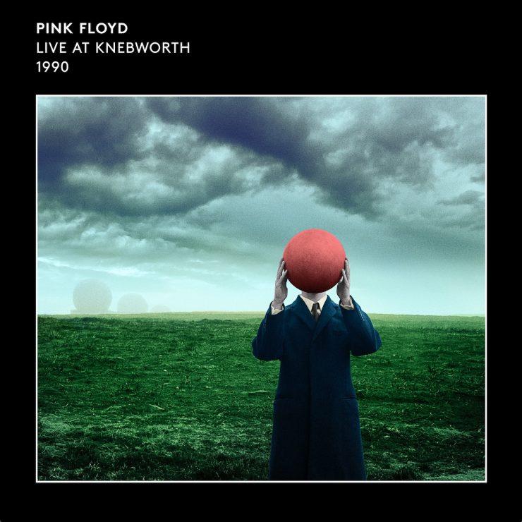 Pink Floyd Ao Vivo No Knebworth 1990 será lançado dia 30 de abril