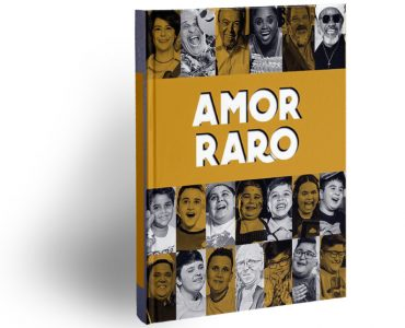 ersonalidades participam de Amor Raro, livro com renda destinada a pacientes com doença rara