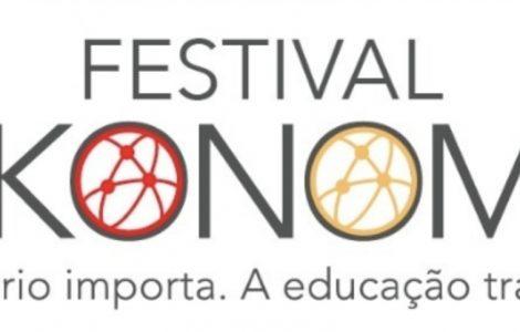 Estão abertas as inscrições para o Festival Oikonomia